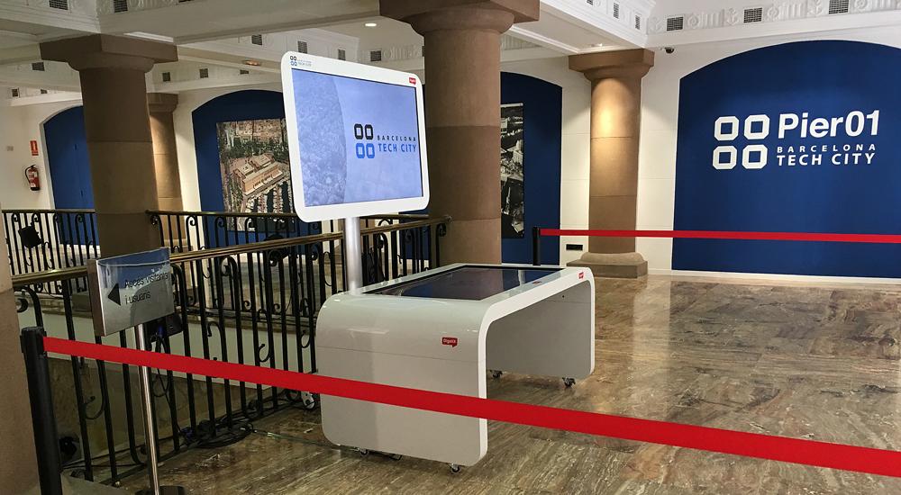 Digalix Present In Pier01 Bcn Tech City Palau De Mar As A